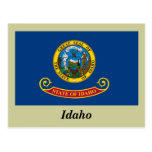 Bandera del estado de Idaho Postal