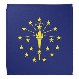 Bandera del estado de Indiana Bandana