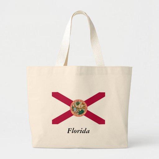 Bandera del estado de la Florida Bolsa De Mano