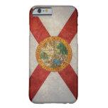 Bandera del estado de la Florida Funda De iPhone 6 Barely There