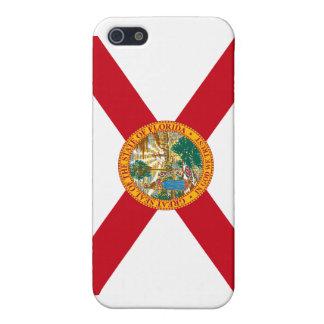 Bandera del estado de la Florida iPhone 5 Coberturas