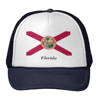 Bandera del estado de la Florida Gorra