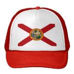 Bandera del estado de la Florida Gorros
