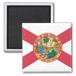 Bandera del estado de la Florida Iman De Frigorífico