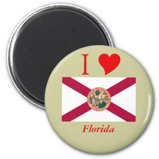 Bandera del estado de la Florida Iman