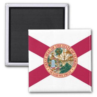 Bandera del estado de la Florida Imanes De Nevera