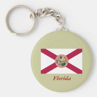 Bandera del estado de la Florida Llavero