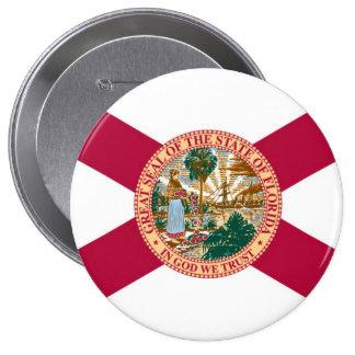 Bandera del estado de la Florida Pin