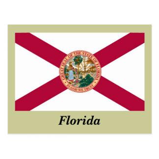 Bandera del estado de la Florida Postal