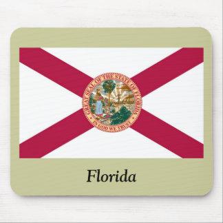 Bandera del estado de la Florida Tapete De Raton