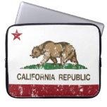 bandera del estado de la república de la bandera d fundas ordendadores