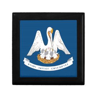 Bandera del estado de Luisiana Cajas De Joyas