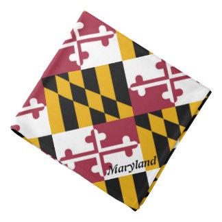 Bandera del estado de Maryland Bandanas