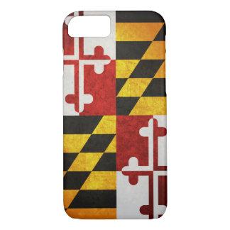 Bandera del estado de Maryland Funda iPhone 7