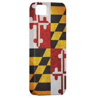 Bandera del estado de Maryland iPhone 5 Carcasa