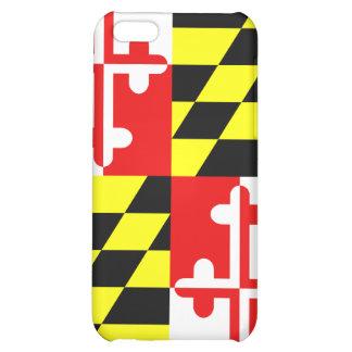 Bandera del estado de Maryland - los E.E.U.U.