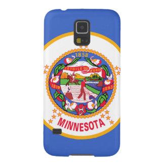 Bandera del estado de Minnesota Carcasas Para Galaxy S5