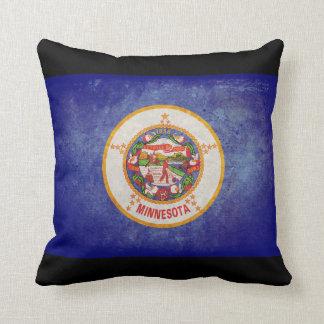 Bandera del estado de Minnesota Cojín