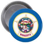 Bandera del estado de Minnesota Pin