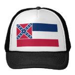 Bandera del estado de Mississippi Gorras De Camionero