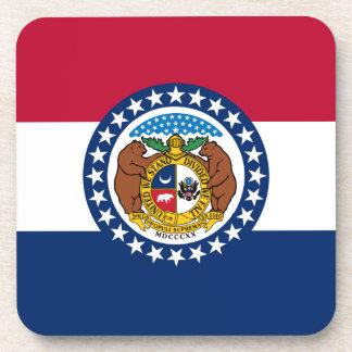 Bandera del estado de Missouri Posavasos