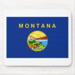 Bandera del estado de Montana Alfombrilla De Ratón