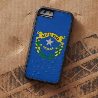 Bandera del estado de Nevada Funda Tough Xtreme iPhone 6