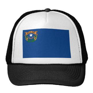 Bandera del estado de Nevada Gorros