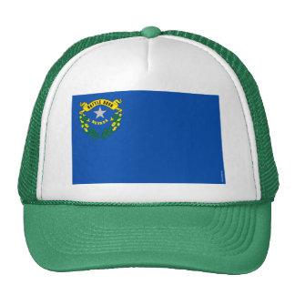 Bandera del estado de Nevada Gorro De Camionero