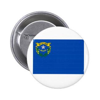Bandera del estado de Nevada Pins