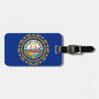 Bandera del estado de New Hampshire