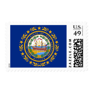 Bandera del estado de New Hampshire Envio