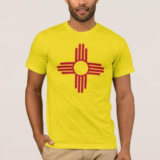 Bandera del estado de New México Playera