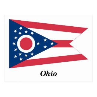 Bandera del estado de Ohio Postal
