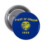 Bandera del estado de Oregon Pins