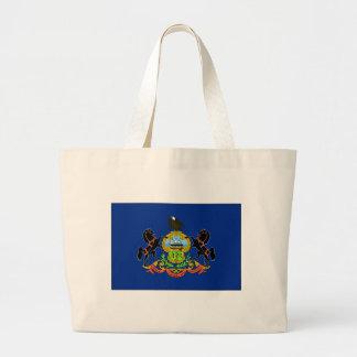 Bandera del estado de Pennsylvania Bolsa De Mano