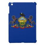 Bandera del estado de Pennsylvania iPad Mini Carcasas