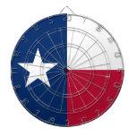 Bandera del estado de Tejas Tabla Dardos