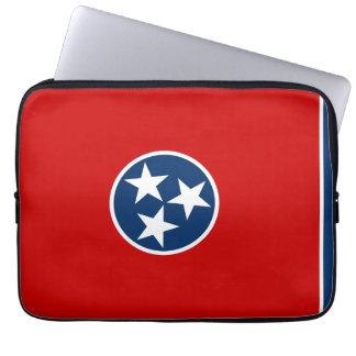 Bandera del estado de Tennessee Mangas Portátiles