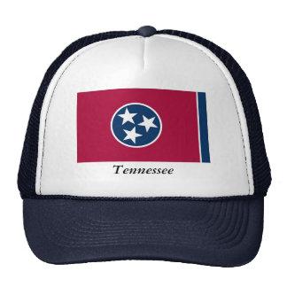 Bandera del estado de Tennessee Gorras