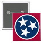 Bandera del estado de Tennessee Pins