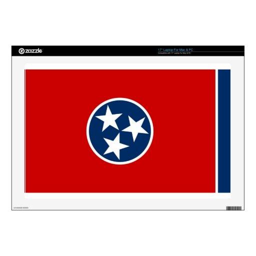 Bandera del estado de Tennessee Portátil Skin