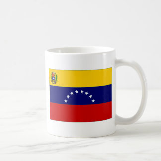 Bandera del estado de Venezuela Taza