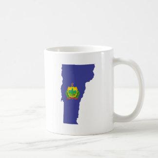 Bandera del estado de Vermont Taza