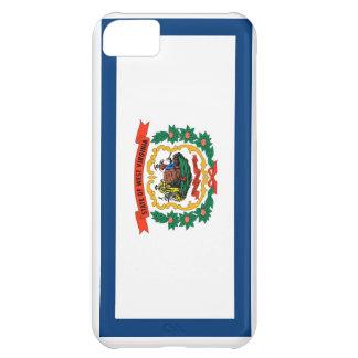 Bandera del estado de Virginia Occidental Funda Para iPhone 5C