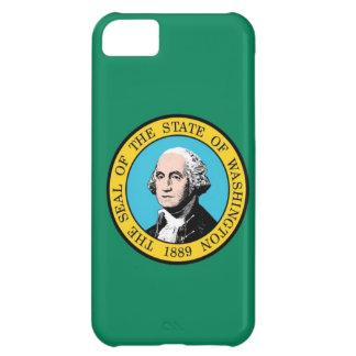 Bandera del estado de Washington Funda iPhone 5C
