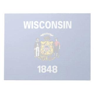 Bandera del estado de Wisconsin Blocs