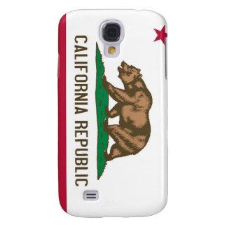 Bandera del estado del oso de la república de Cali