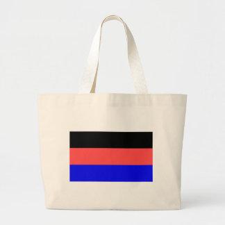 Bandera del este de Frisia (Alemania) Bolsa