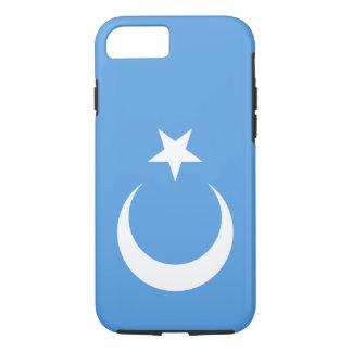 Bandera del este de Turkestan Uyghur Funda iPhone 7